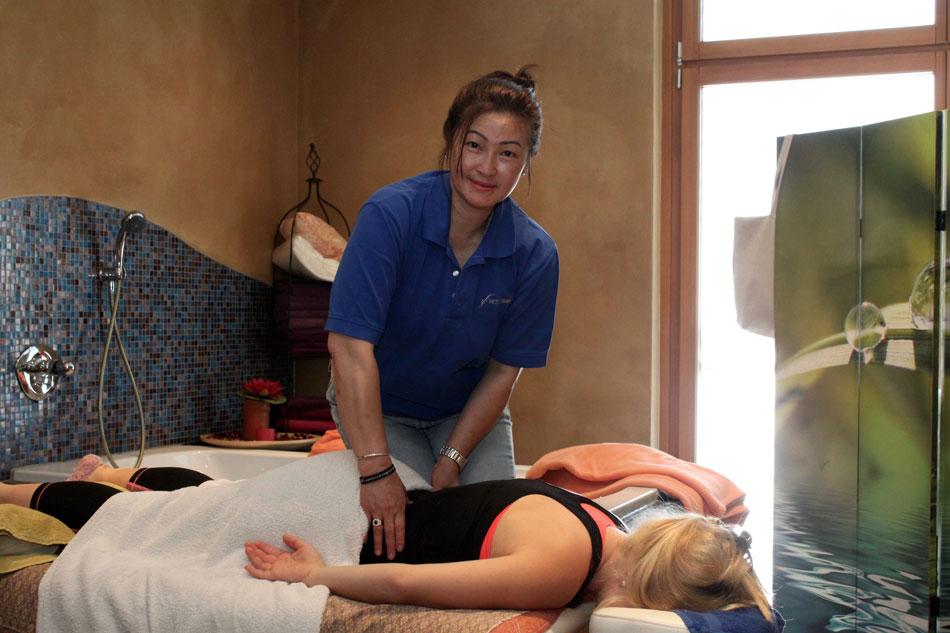 Thai-Massage - Aktiverleben | Fitnessstudio im Raum